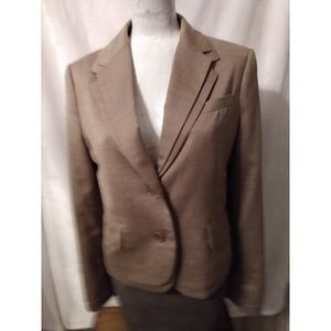 Light brown Blazer size M